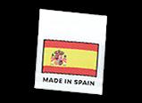 Etiquetas Tejidas con Bandera