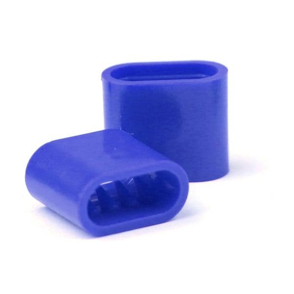 Cierre Azul de Plástico 1,8 cm