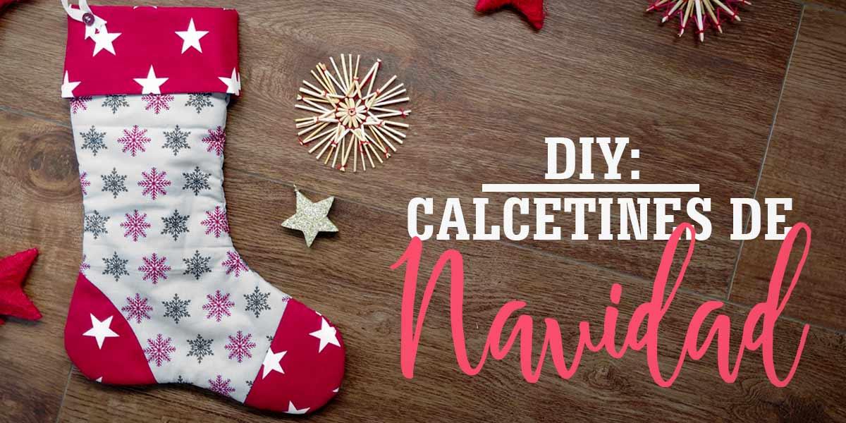 DIY Calcetín de Navidad
