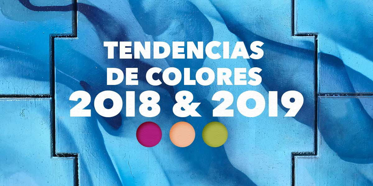 tendencias de color pantone 2018 2019