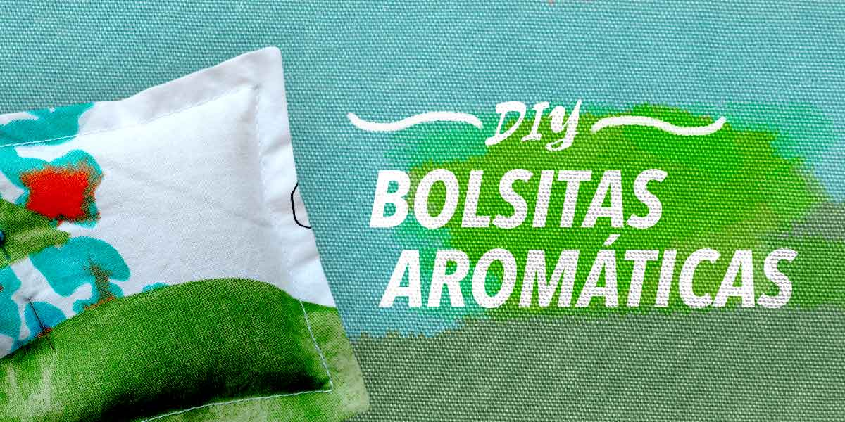 DIY Bolsitas Aromáticas