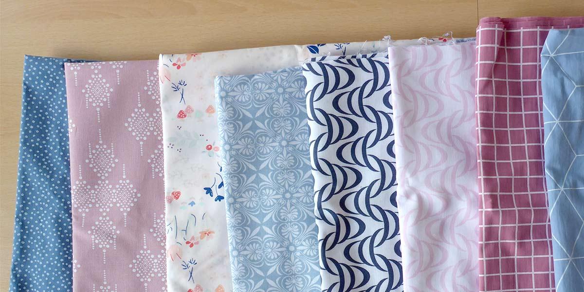 Cómo hacer un cojín de patchwork