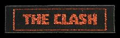 Etiquetas Tejidas Clásicas con Texto & Símbolo Brillante - diseño online