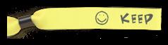 Pulseras Clásicas con Texto & Símbolo - diseño online