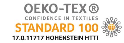 Oeko-Tex Confidence in Textiles Standard 100 wunderlabelES