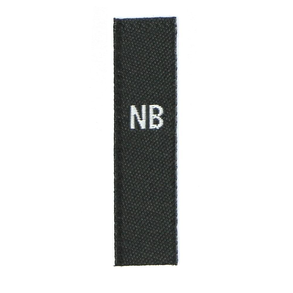 Tallas Bebé (NB - 18-24MO) Negro